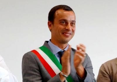 Il sindaco Cristian Betti